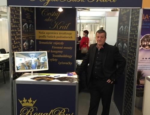 RoyalBus&Travel na 22. ročníku ITF SLOVAKIATOUR